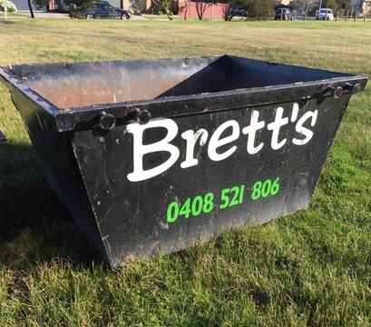 2M³ skip bin - Brett's Bins